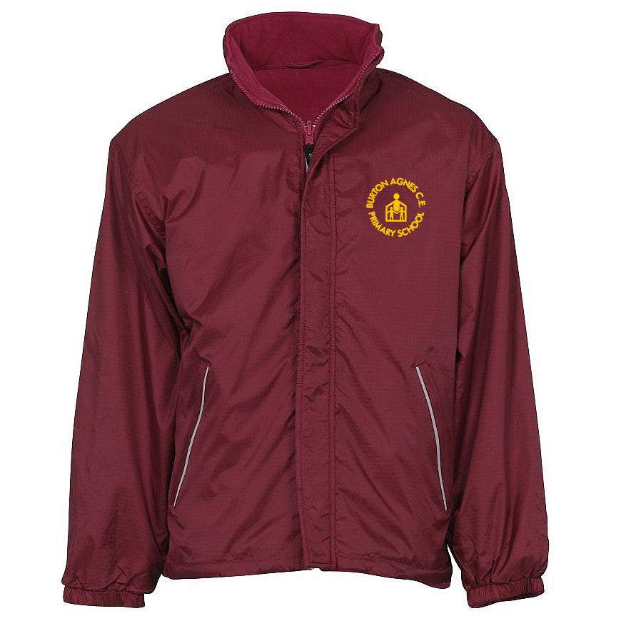 Burton Agnes School Reversible Jacket