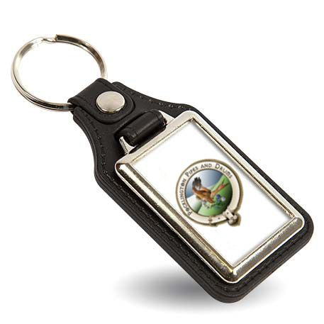 Pocklington Pipe Band Keyring