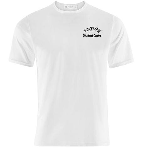 Kings Mill School Student Centre Sports T-shirt