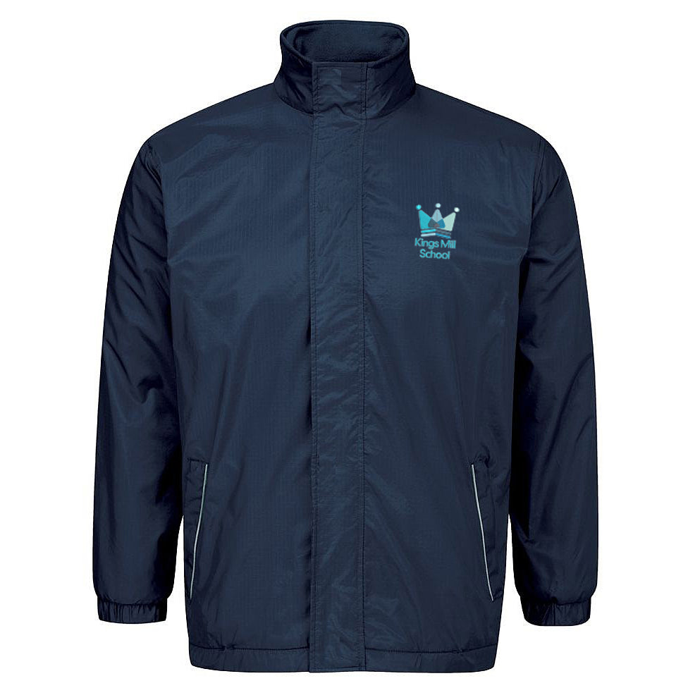 Kings Mill School Reversible Jacket
