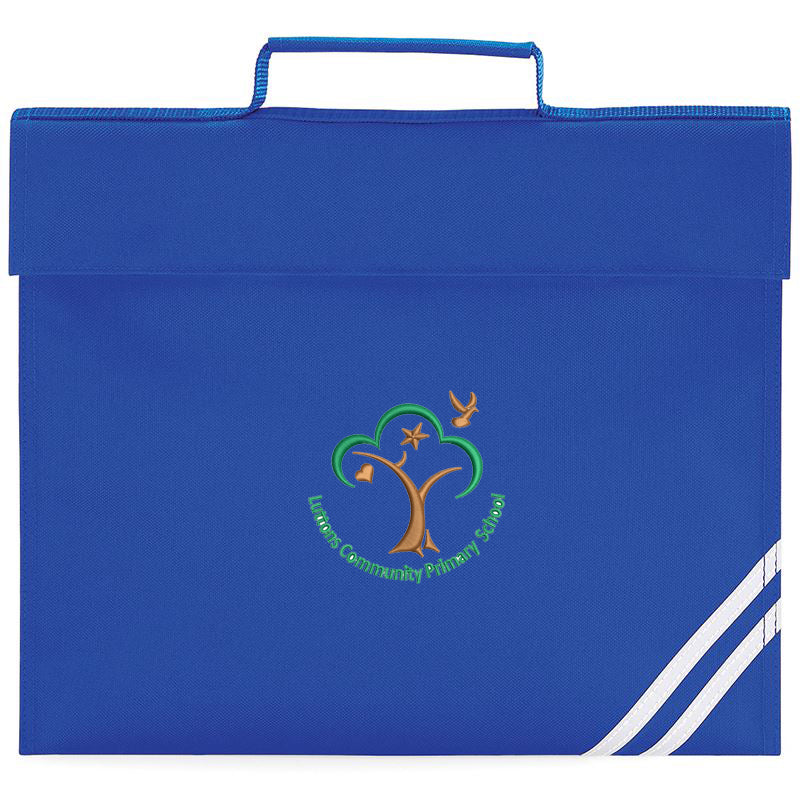 Luttons Primary School Bookbag