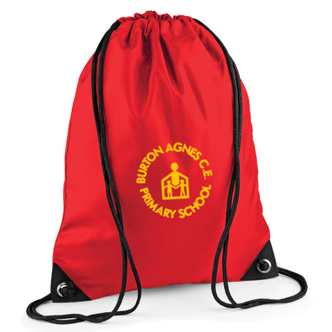 Burton Agnes School P.E. Bag