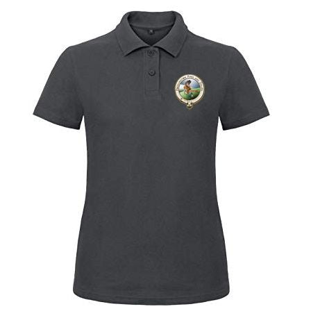 Pocklington Pipe Band B&C Women's Standard Polo