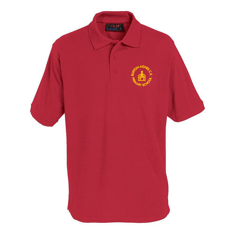 Burton Agnes School Polo Shirt