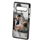 Plastic Samsung S10 Case with Metal Insert