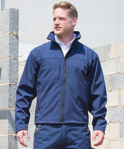Result Classic Softshell Jacket - Men's