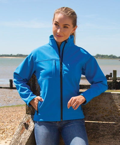 Result Classic Softshell Jacket - Women's
