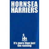 Hornsea Harriers ¼ zip sweatshirt