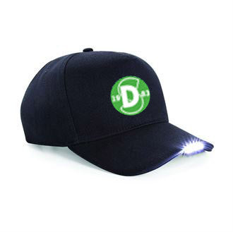 Driffield Striders Cap with LED light