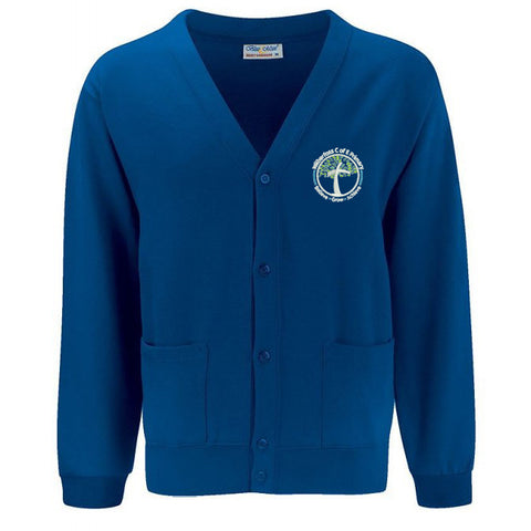 Wilberfoss School Cardigan