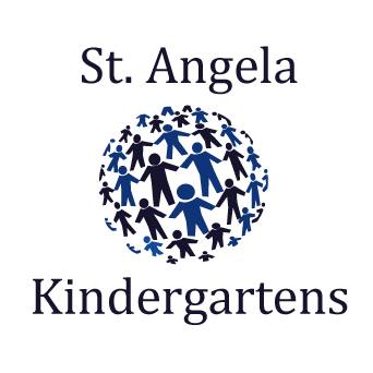 st angela school logo malta indesign website school gear