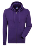 R266M - Men's Authentic Zipped Hood
