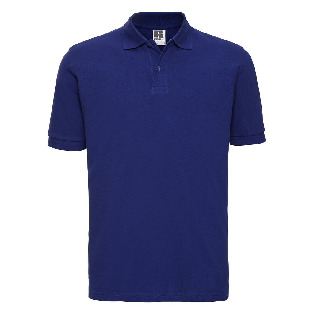 R569M - Men's Classic Cotton Polo