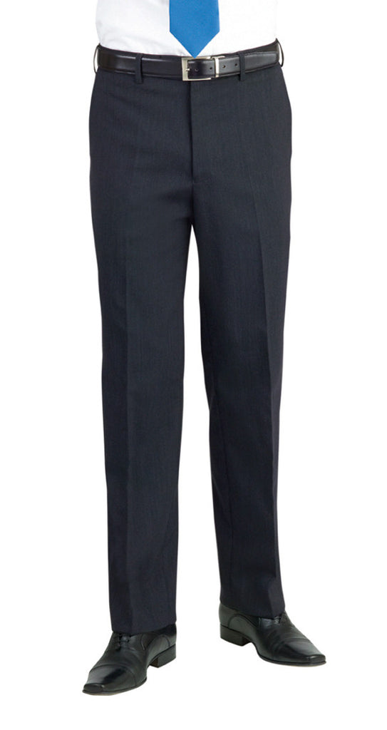 BT8627 - Apollo men's flat front trouser