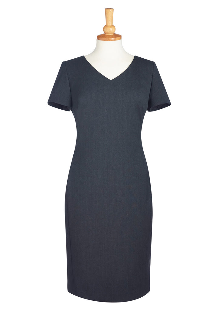 BT2246 - Corinthia V Neck Dress