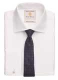 BT7720 - Prato Double Cuff Slim Fit Shirt
