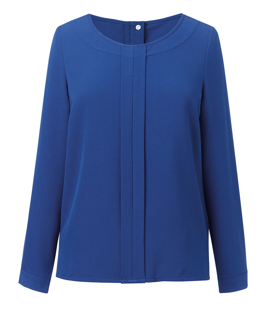 BT2279 - Roma crepe de chine Blouse