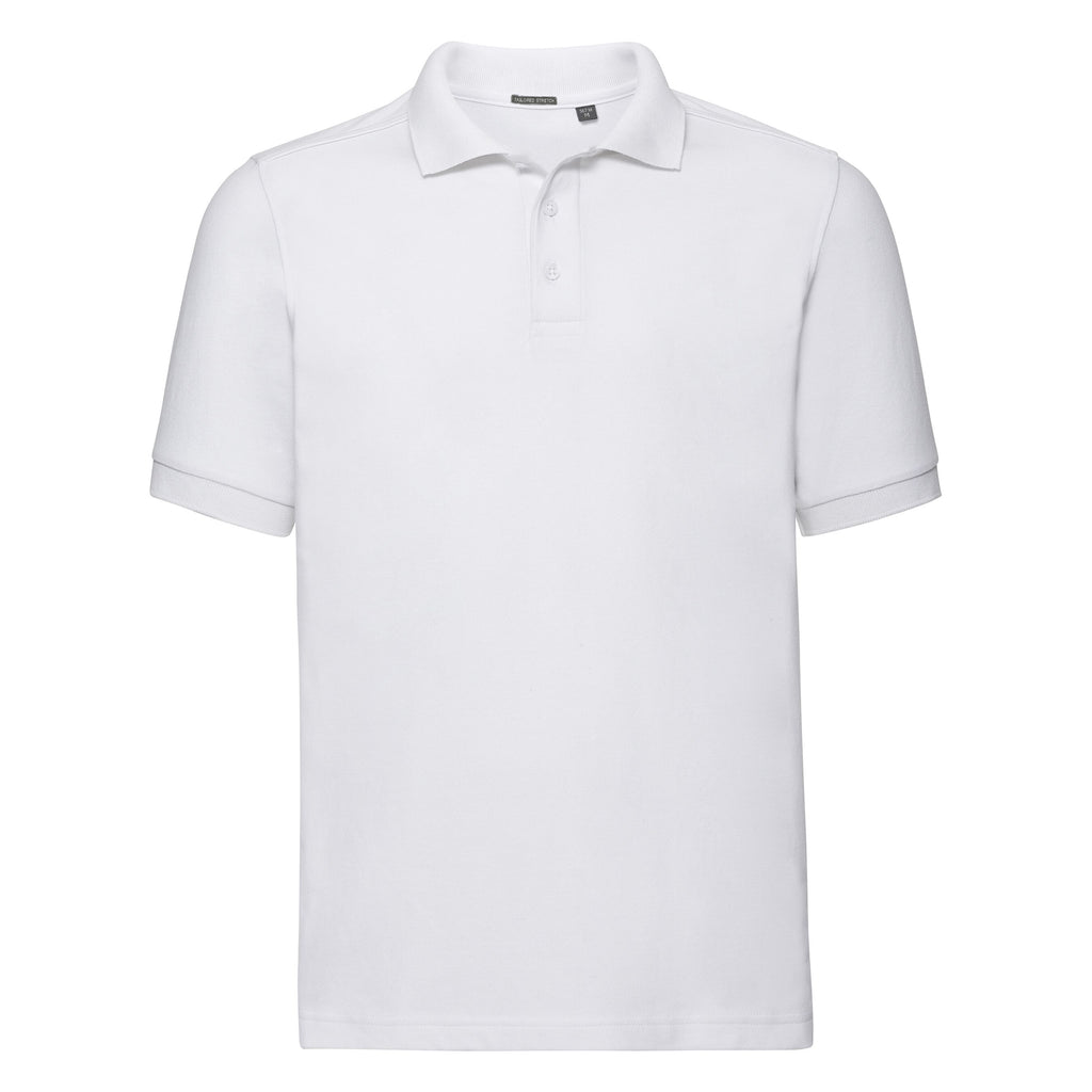 R567M - Mens Tailored Stretch Polo