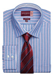 BT7594 - Mantova Classic Fit L/S Mens Shirt Cotton Rich Easy to Iron