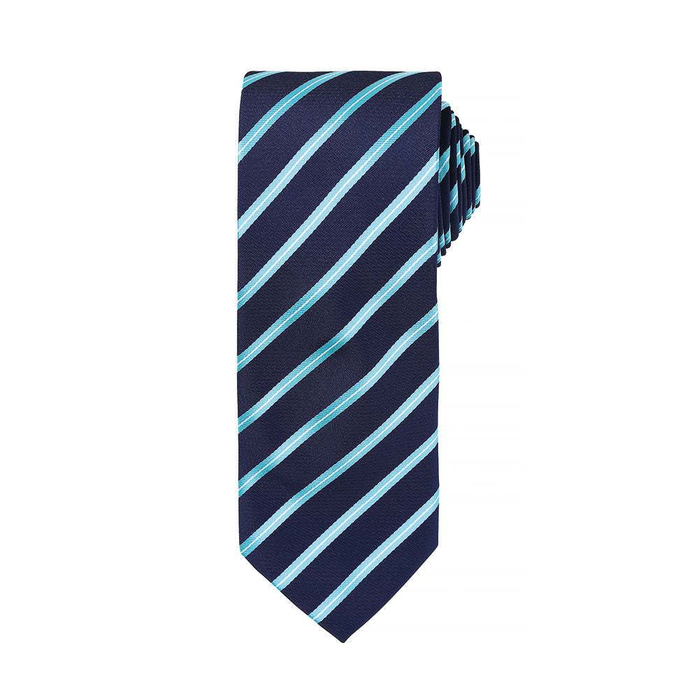 PR784 - Sports Stripe Tie