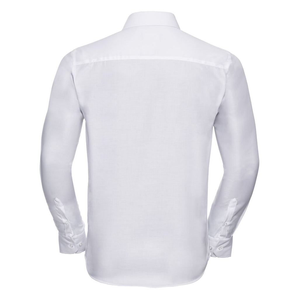 R958M - Men's Long Sleeve Tailored Ultimate Non-Iron Shirt
