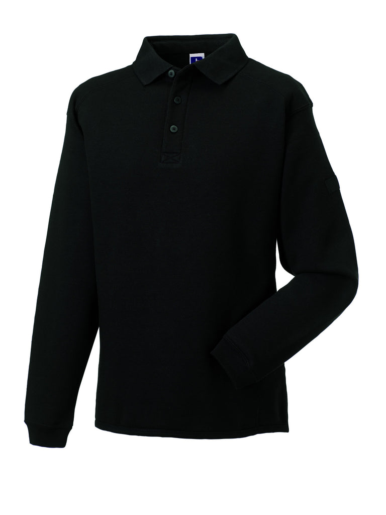 R012M - Heavy Duty Collar Sweatshirt