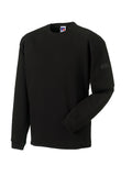 R013M - Heavy Duty Crew Neck Sweatshirt