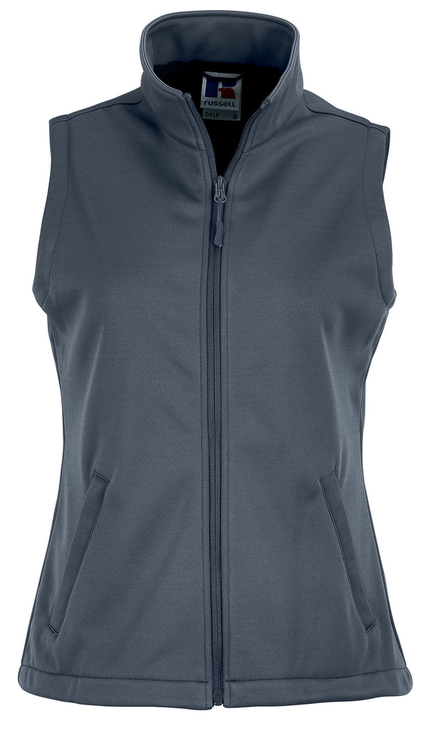 R041F - Ladies' Smart Softshell Gilet