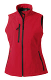 R141F - Ladies' Soft Shell Gilet