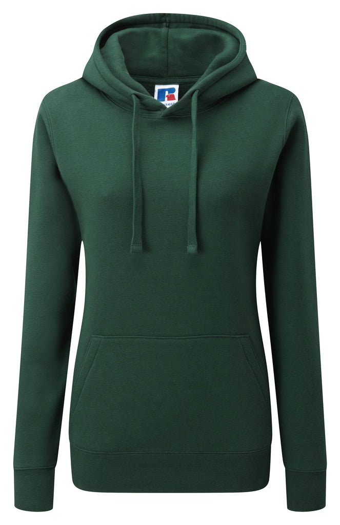 R265F - Ladies' Authentic Hooded Sweat
