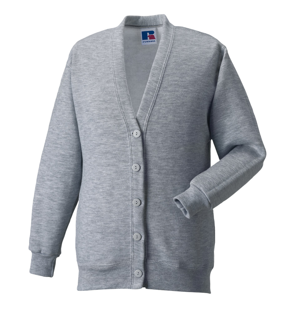 R273B - Children's Sweatshirt Cardigan