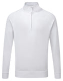 R282M - Men's HD Quarter Zip Sweat