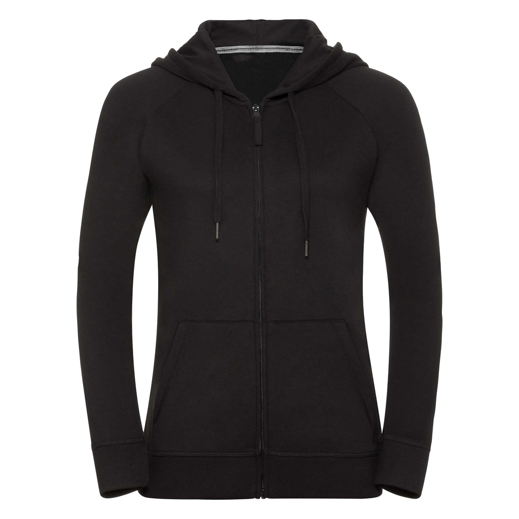 R284F - Ladies HD Zip Hood Sweat