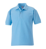 R539B - Children's Classic Polycotton Polo