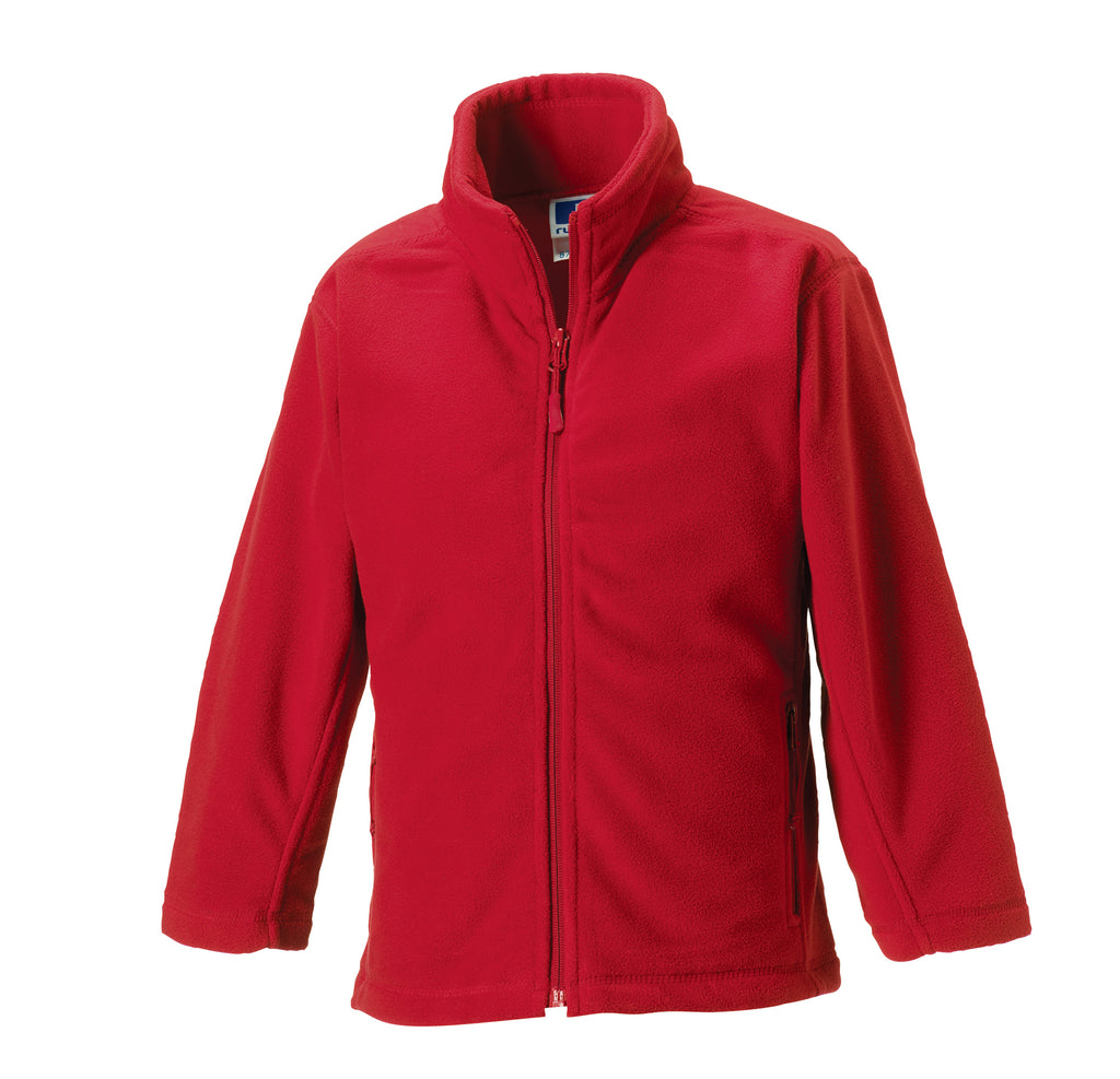 R870B - Children's Full Zip Outdoor Fleece