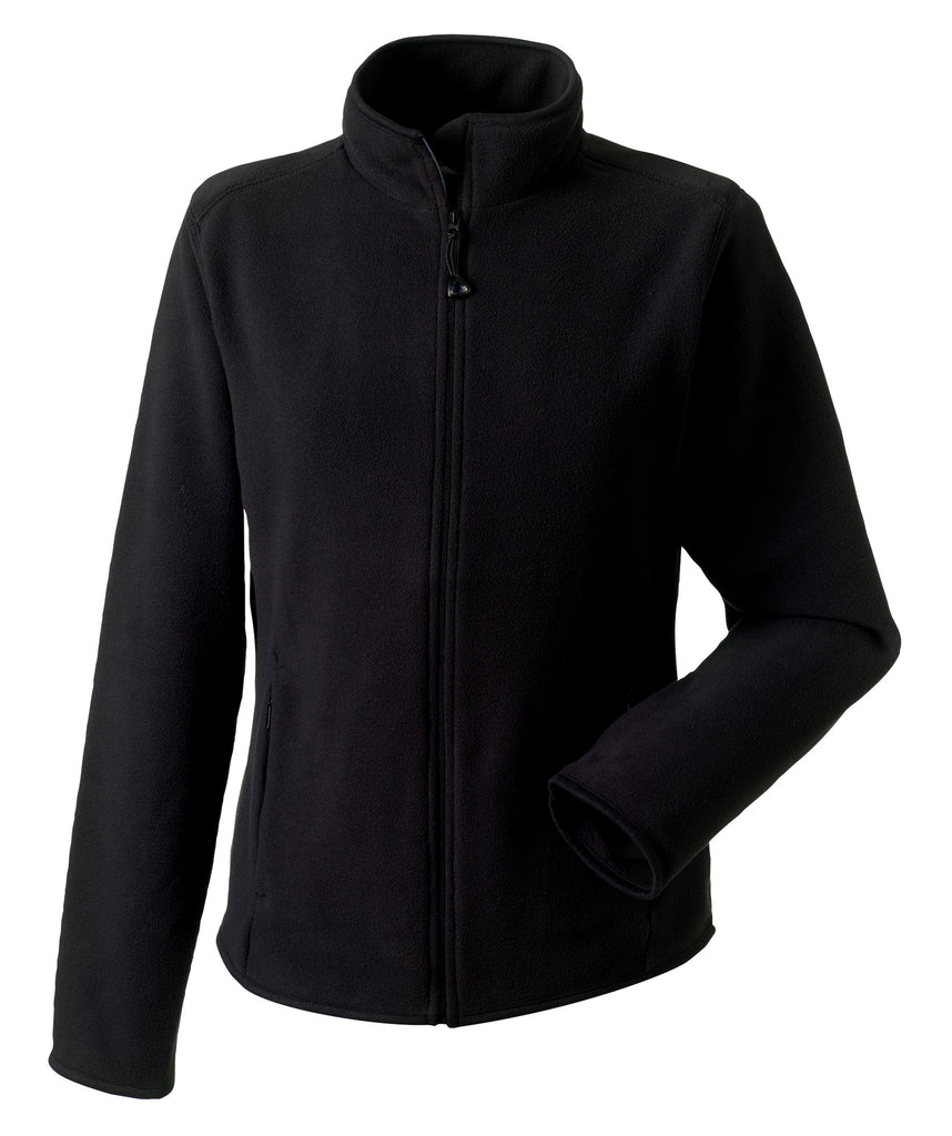 R883F - Ladies' Fitted Full Zip Microfleece