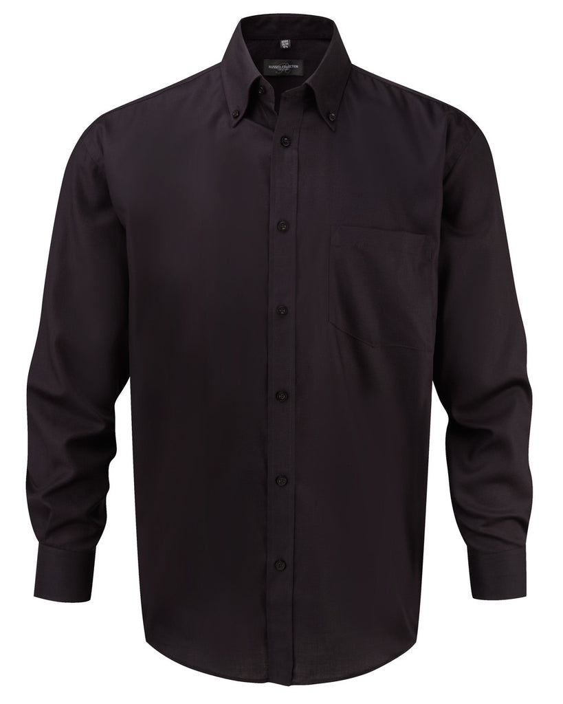 R956M - Men's Long Sleeve Ultimate Non-Iron Shirt