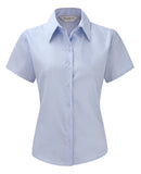 R957F - Ladies' Short Sleeve Ultimate Non-Iron Shirt