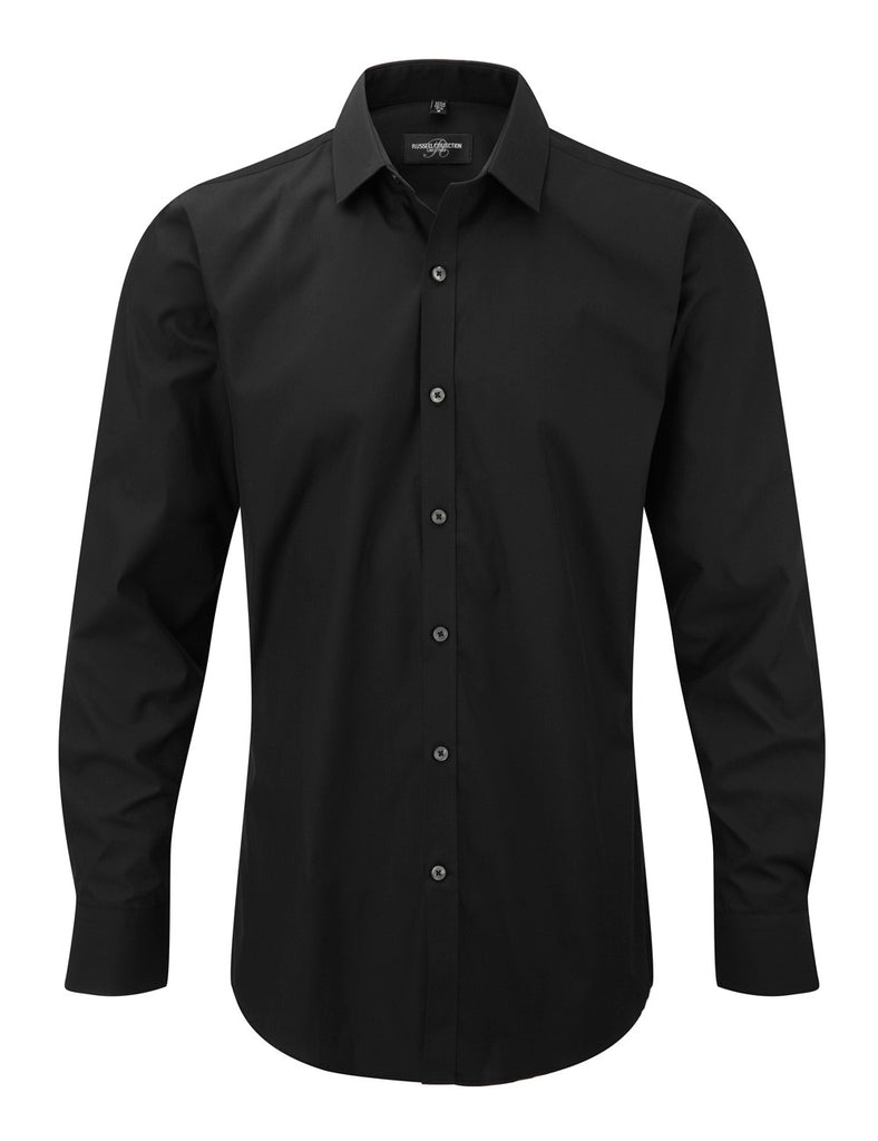 R960M - Men's Long Sleeve Ultimate Stretch