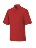 R011M - Mens' Heavy Duty Cotton Polo