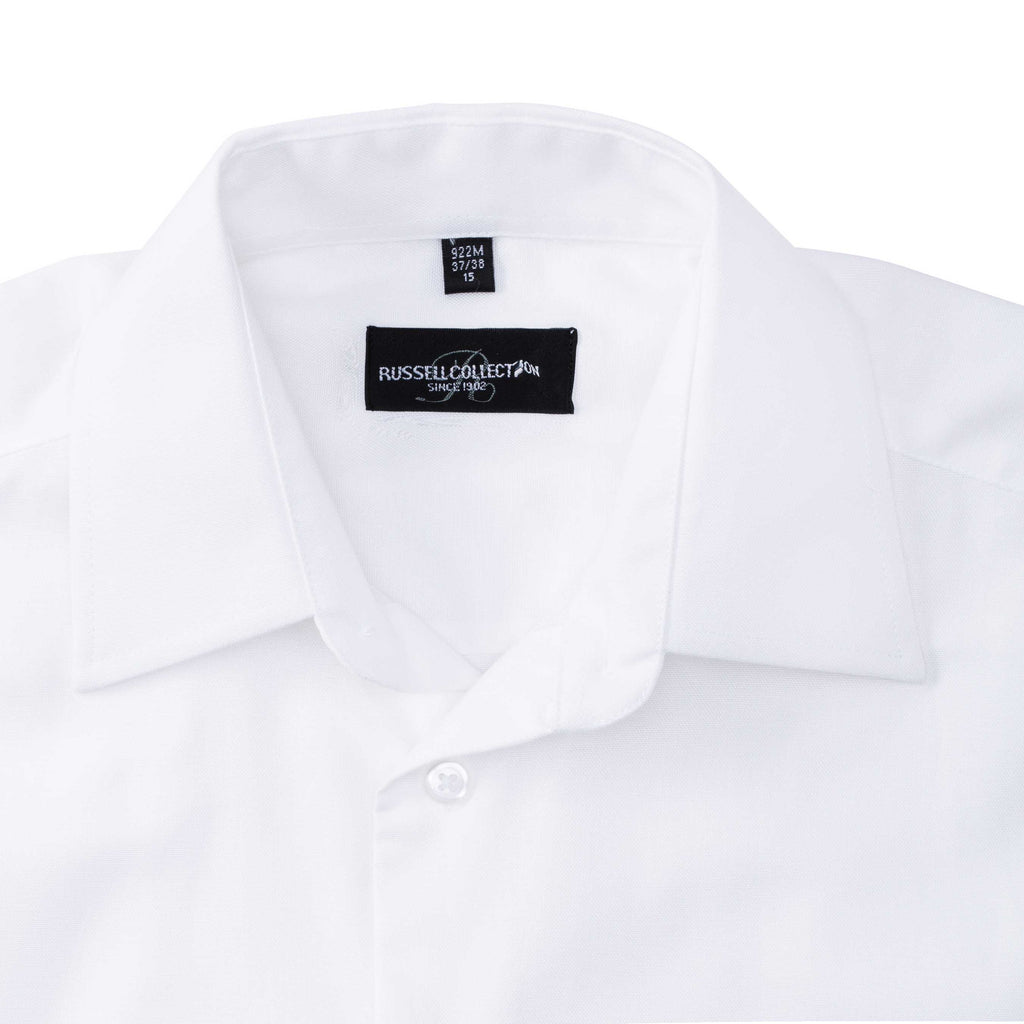 R922M - Mens' Long Sleeve Easy Care Tailored Oxford Shirt
