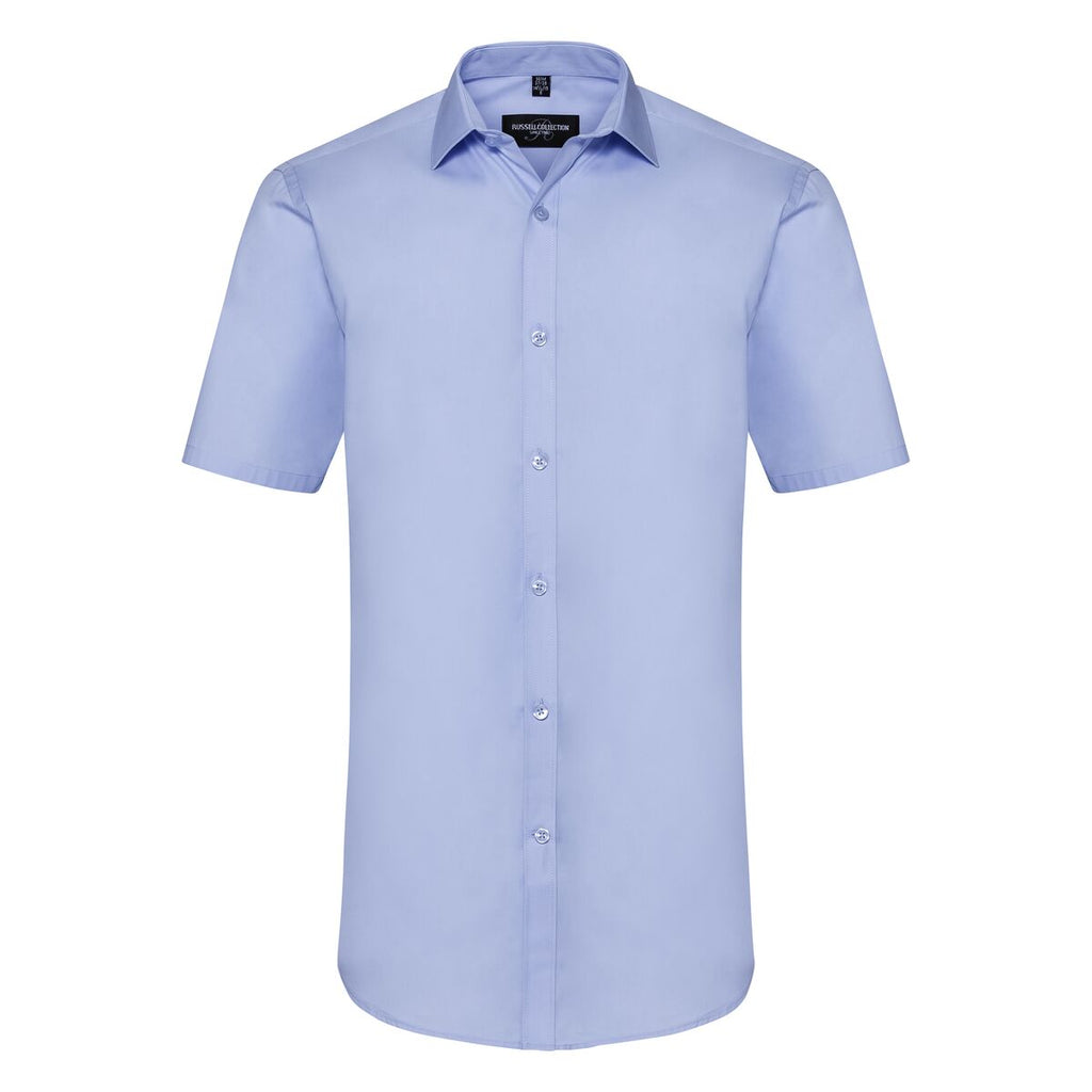 R961M - Men's Short Sleeve Ultimate Stretch