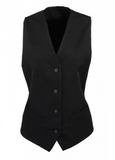 PR623 - Ladies Lined Polyester Waistcoat