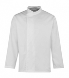PR669 - Culinary Pull On - Chef's Long Sleeve Tunic