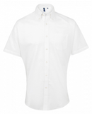 PR236 - Signature Oxford Men's Short Sleeve Shirt