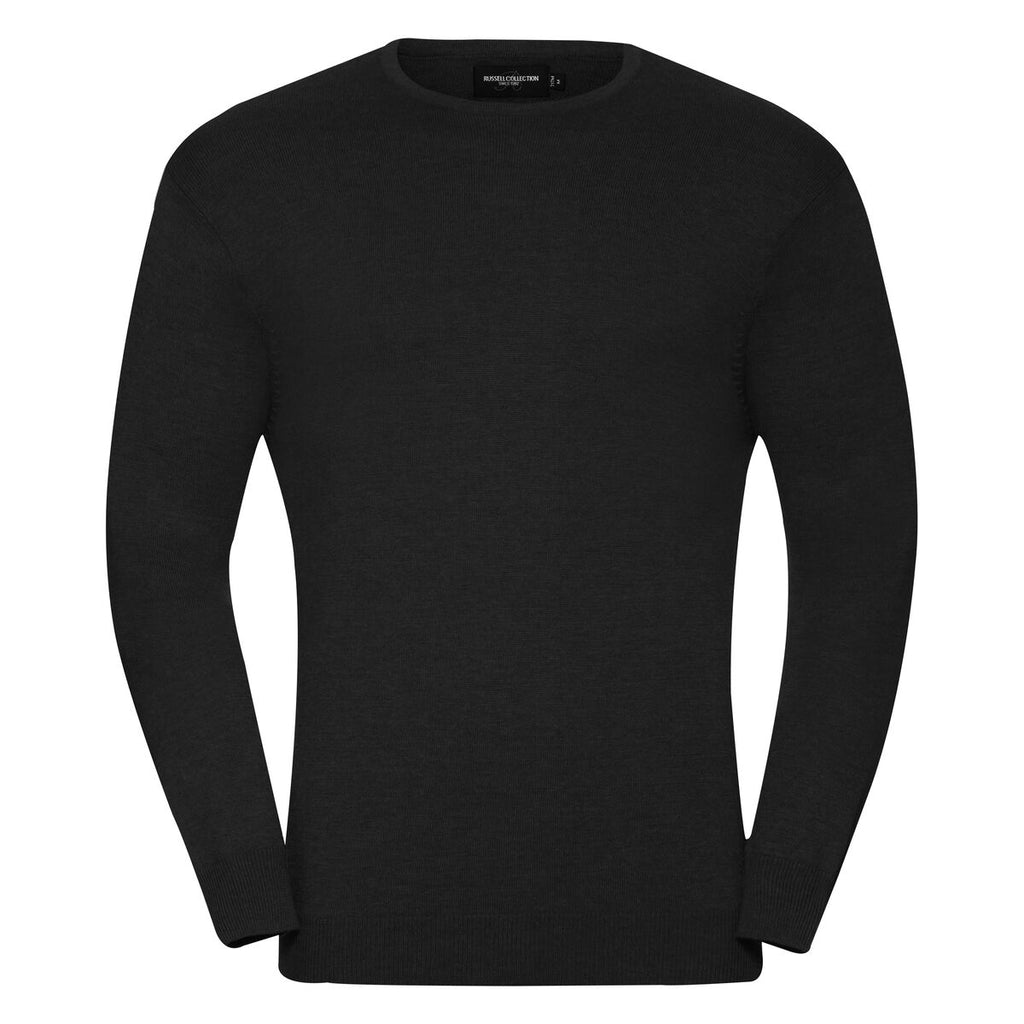 R717M - Mens Crew Neck Knit Pullover