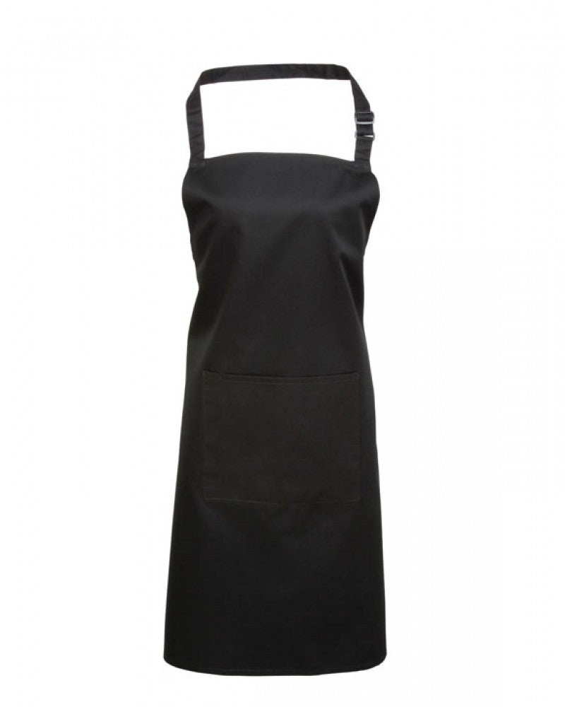 PR124 - Deluxe Apron With Neck Adjusting Buckle