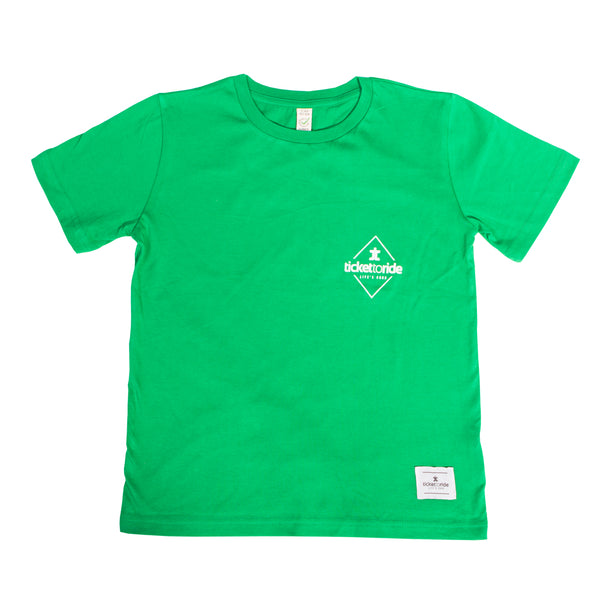 TTR Kids T-Shirt - Green