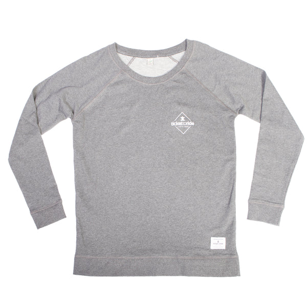 TTR Women's Sweatshirt - Grey