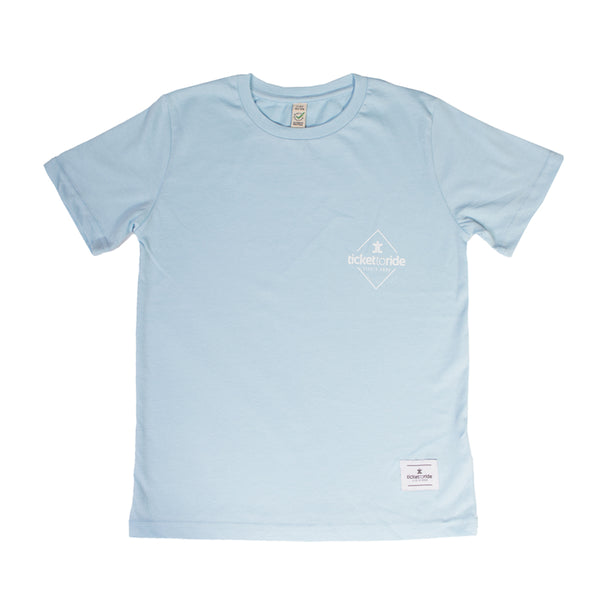 TTR Kids T-Shirt - Blue